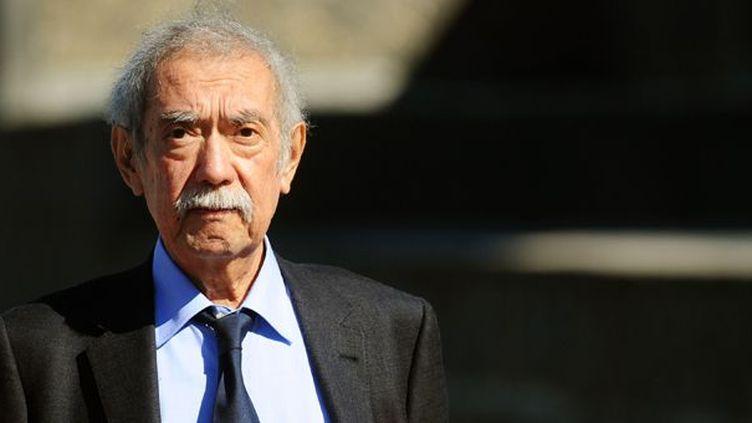 Le réalisateur Raúl Ruiz, décédé en août 2011  (RAFA RIVAS / AFP)