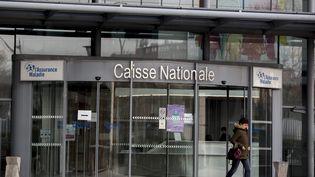 La Cnam a convoqué lundi une réunion à son siège parisien pour étudier la question(ici, le siège de la Cnam à Paris). (VINCENT ISORE / MAXPPP)