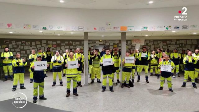 Coronavirus : les Français face au confinement