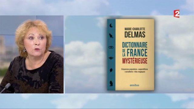 Marie-Charlotte Delmas, l'invitée du 13 heures