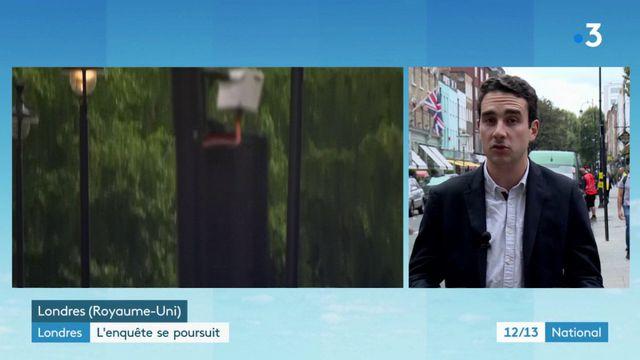 Attaque à Londres : l'enquête se poursuit