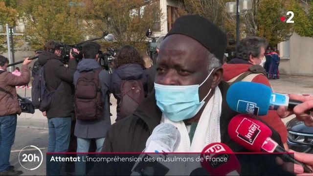 Assassinat de Samuel Paty : l'émotion est vive chez les musulmans de France