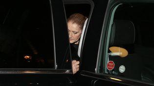Céline Dion, dernier hommage à son mari René Angélil avant les obsèques  (Tom Szczerbowski / GETTY IMAGES NORTH AMERICA / AFP)