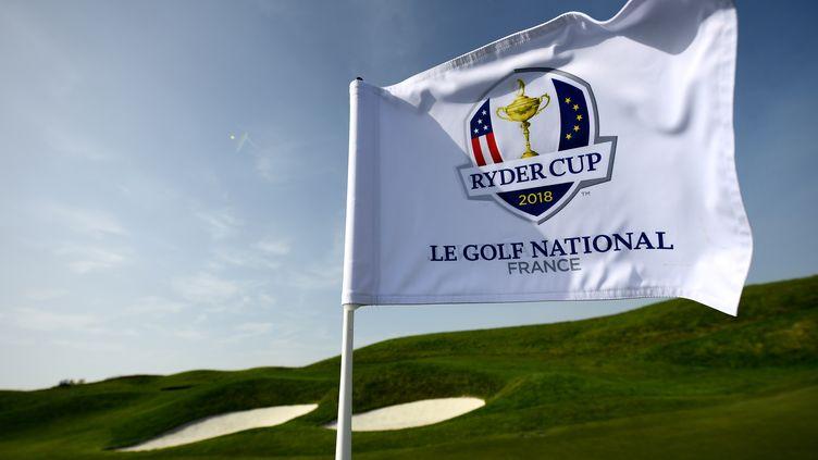 La Ryder Cup 2018 va se dérouler en France, au Golf Nation (FRANCK FIFE / AFP)
