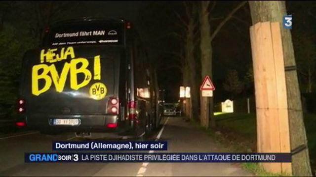 Attaque du bus de Dortmund : la piste islamiste privilégiée