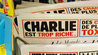 Vendu à 120 000 exemplaires par semaine, Charlie prépare des changements pour la rentrée  (MAXPPP)