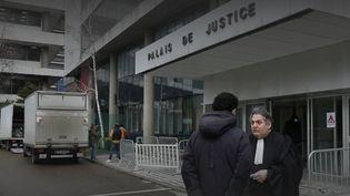 Palais de Justice (CAPTURE D'ÉCRAN FRANCE 3)