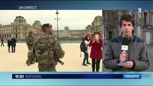 Attentats : les cibles visées en France par la filière bruxelloise