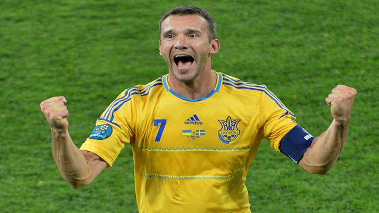 Andrei Shevshenko (SERGEI SUPINSKY / AFP)