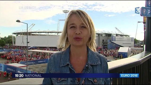Russie-Pays de Galles : Toulouse sur le qui-vive en vue du match de l'Euro 2016