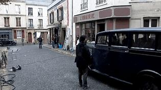 """Les studios de Bry-sur-Marne ont servi de décor à """"Un village français""""  (France 3)"""