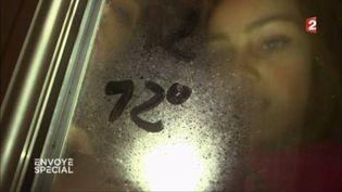 Précarité énergétique : 12° dans la maison. (FRANCE 2 / FRANCETV INFO)