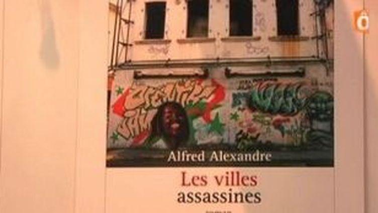 Entretien avec Alfred Alexandre auteur des « Villes assassines »  (Culturebox)