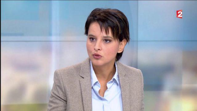 """Vallaud-Belkacem juge """"malsain"""" pour un électeur de gauche de participer à la primaire de la droite"""