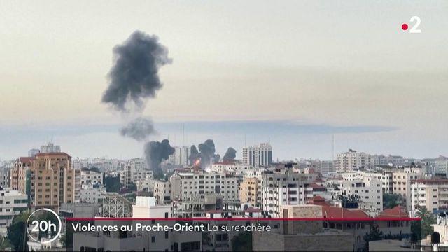 Proche-Orient : surenchère de violence entre Israël et la Palestine