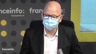 AraAprikian, directeur des programmes du groupe TF1, invité de franceinfo le 2 novembre 2020 (RADIO FRANCE)
