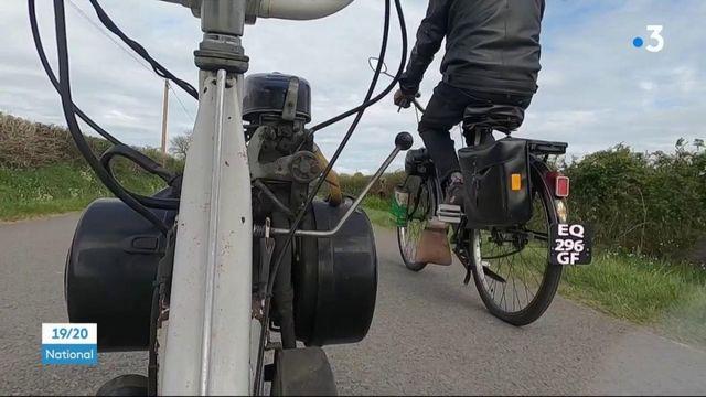 Culte : le solex, vélo à moteur populaire après-guerre, fête ses 75 ans