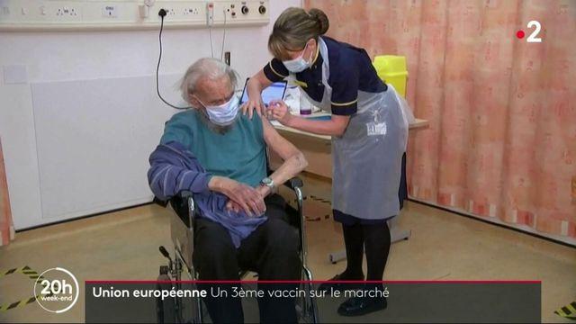 AstraZeneca : l'Union européenne autorise un troisième vaccin contre le Covid-19