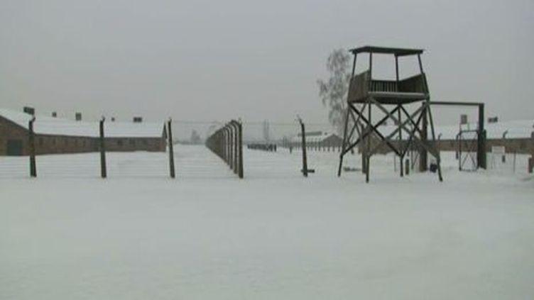 Le camp d'extermination d'Auschwitz était le plus grand camp de concentration et d'extermination du Troisième Reich (France 3)