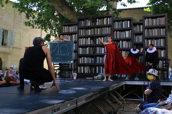 Hamlet à l'Impératif ! (SOPHIE JOUVE)