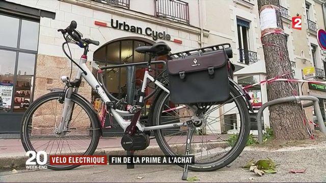Vélo électrique : la suppression de la prime à l'achat ne passe pas
