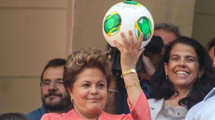 Dilma Rousseff (RONALDO BRAND?O / BRAZIL PHOTO PRESS)