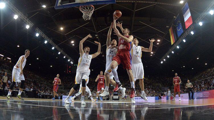 . (PATRICK HERTZOG / AFP)