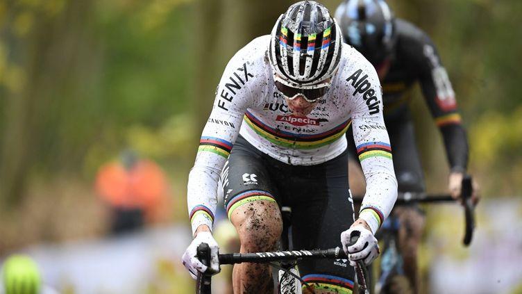 Mathieu van der Poel (JASPER JACOBS / BELGA MAG)
