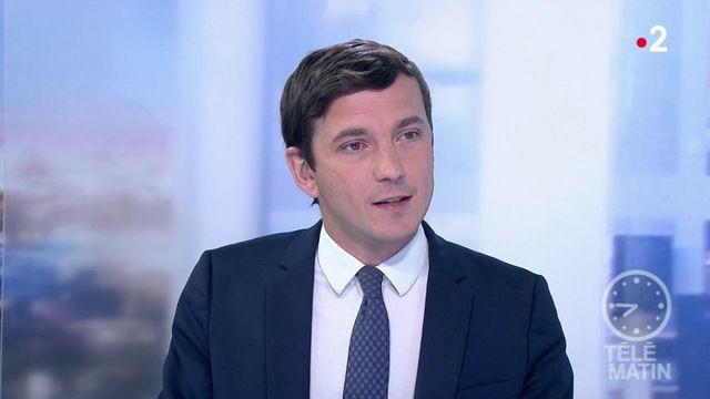 """Valérie Pécresse quitte LR pour """"des questions de places et d'ambition"""", selon Aurélien Taché (LREM)"""