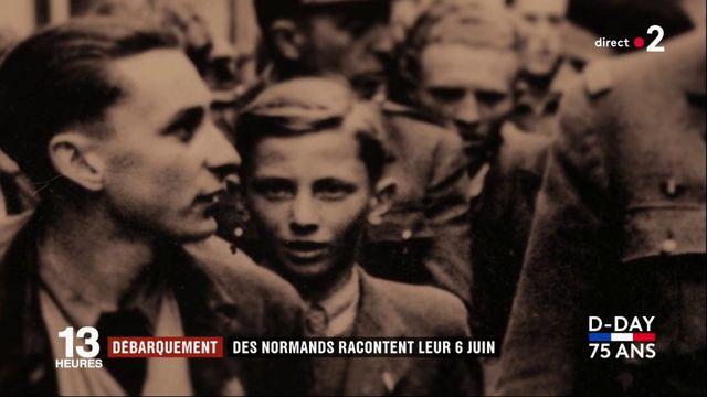 Débarquement : le 6 juin 1944 à travers les yeux des Normands