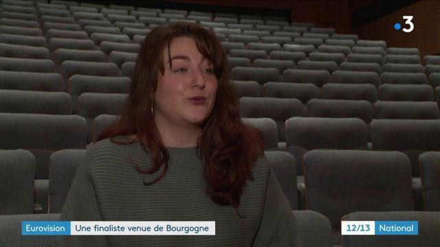 Eurovision : Juliette Moraine, jeune chanteuse originaire de l'Yonne, fait partie des 12 finalistes
