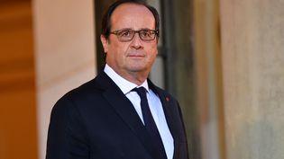 Le président français François Hollande à l'Elysée, à Paris, le 5 novembre 2015. (MUSTAFA YALCIN / ANADOLU AGENCY / AFP)