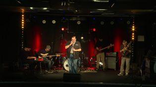 Les musiciens de Super Soul Brothers sont en résidence dans le Béarn (France 3)
