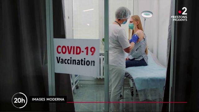 Vaccin contre le coronavirus : le laboratoire américain Moderna annonce un vaccin efficace à 94,5%