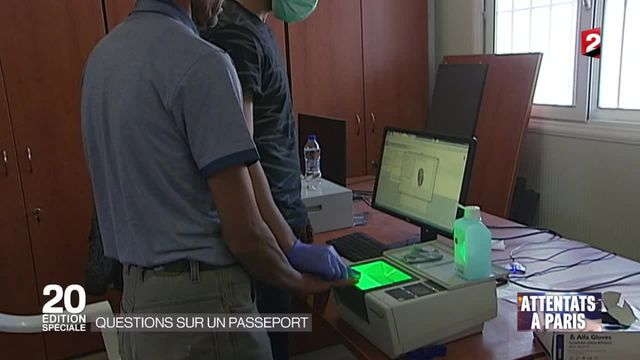 Attentats de Paris : questions autour du passeport syrien retrouvé près du corps d'un des kamikazes