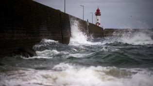 L'île de Groix, dans le Morbihan, le 11 mai 2020. (LOIC VENANCE / AFP)