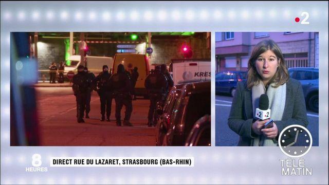 Attaque de Strasbourg : le tireur neutralisé grâce à l'appel à témoins