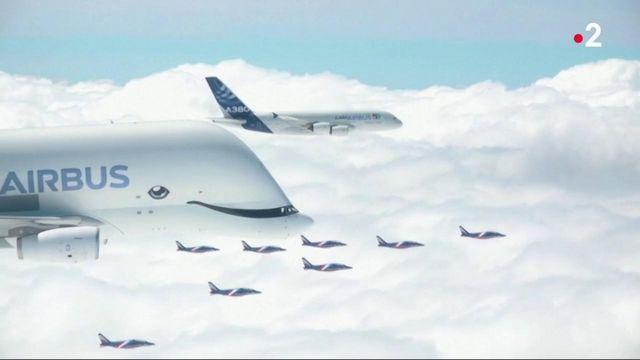 Airbus : l'avionneur européen passe devant son concurrent Boeing