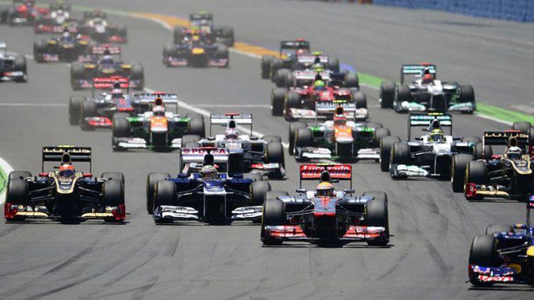 La lutte fait rage en F1