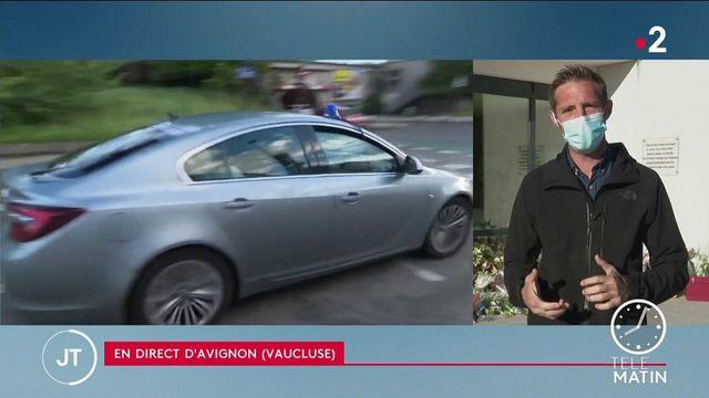 Policier tué à Avignon : le tireur présumé en détention provisoire