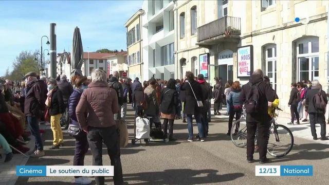 Culture : à Bayonne, le public se réunit pour soutenir son cinéma indépendant