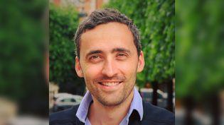 Fabrice Lehman, écrivain. (DR)