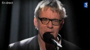 "Dick Annegarn en live avec ""Carreless Love""  (Culturebox)"