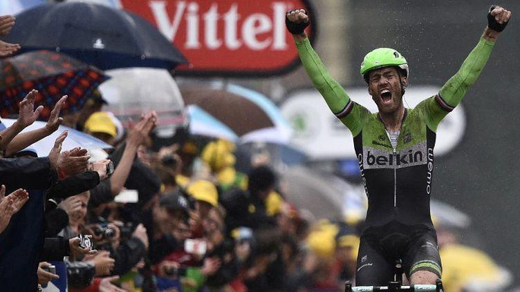 Lars Boom (Belkin)  (LIONEL BONAVENTURE / AFP)