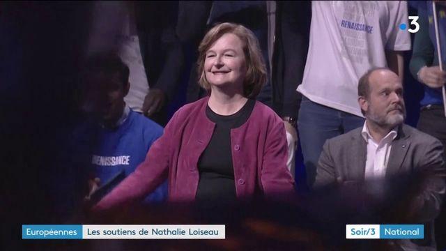 Européennes : les soutiens de Nathalie Loiseau