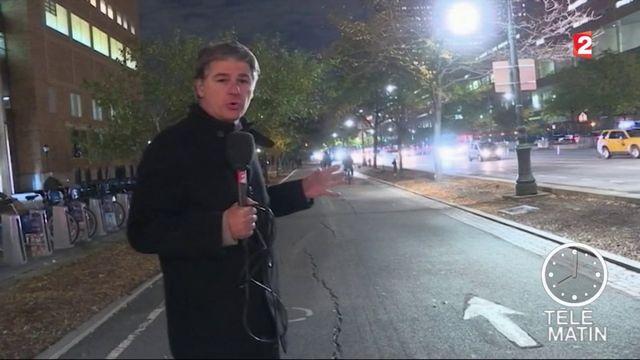 Attentat à New York : l'auteur des faits n'a exprimé aucun regret