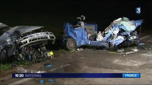 Saône-et- Loire : collision mortelle entre deux voitures