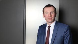 Fabien Tastet, le président de l'Association des administrateurs territoriaux de France. (YANN FOREIX / MAXPPP)