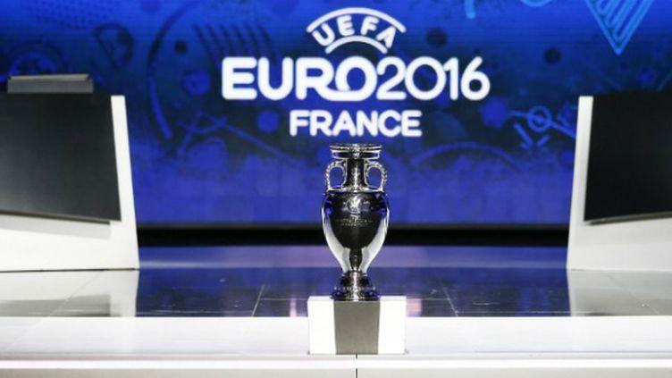 La France est le pays-hôte de l'Euro 2016