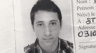 Photo non datée d'Abdel Malik Petitjean, identifié comme l'un des deux auteurs de l'attentat de Saint-Etienne-du-Rouvray (Seine-Maritime), le 26 juillet 2016. (FRANCE 2)